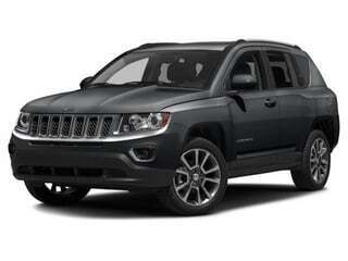 2016 Jeep Compass for sale at Jensen's Dealerships in Sioux City IA