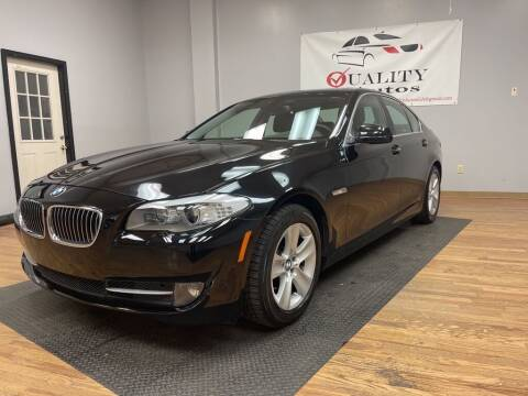2012 BMW 5 Series for sale at Quality Autos in Marietta GA
