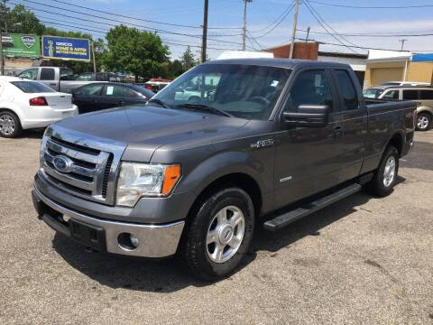 2012 Ford F-150 for sale at Payless Auto Sales LLC in Cleveland OH
