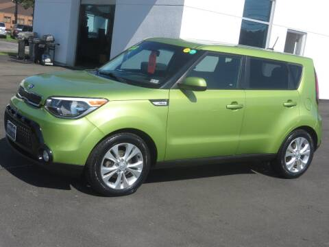 2016 Kia Soul for sale at Price Auto Sales 2 in Concord NH