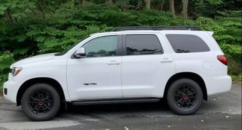 2020 Toyota Sequoia for sale at Tim Short Auto Mall in Corbin KY