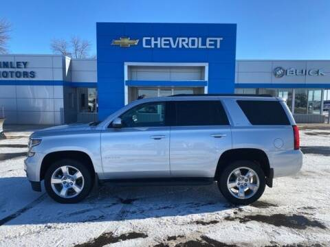 2015 Chevrolet Tahoe for sale at Finley Motors in Finley ND