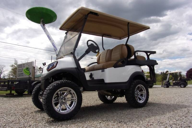 2019 Club Car Tempo 4 Passenger Gas EFI for sale at Area 31 Golf Carts - Gas 4 Passenger in Acme PA