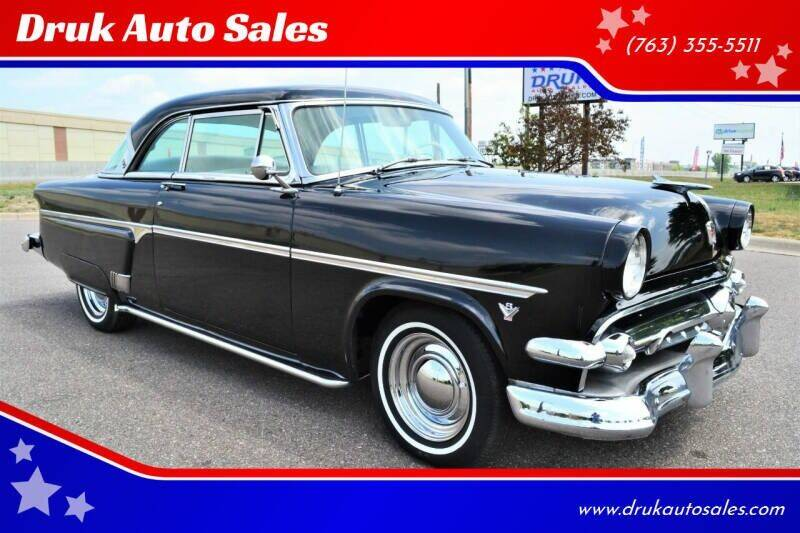 1954 Ford Victory for sale at Druk Auto Sales in Ramsey MN