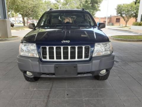 2004 Jeep Grand Cherokee for sale at Fredericksburg Auto Finance Inc. in Fredericksburg VA
