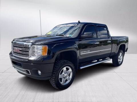 2014 GMC Sierra 2500HD for sale at Fitzgerald Cadillac & Chevrolet in Frederick MD