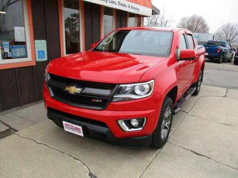 2017 Chevrolet Colorado for sale at Autoland in Cedar Rapids IA