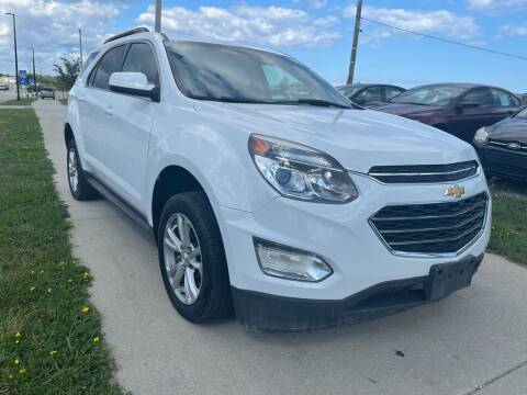 2016 Chevrolet Equinox for sale at Wyss Auto in Oak Creek WI