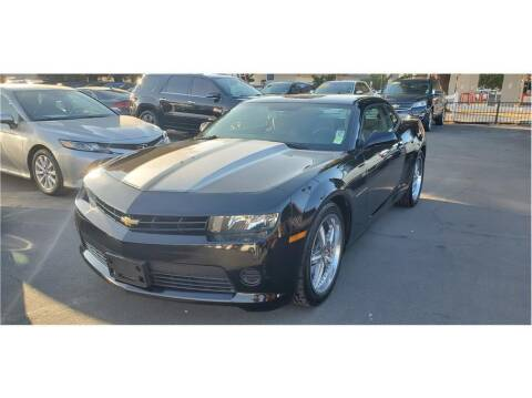 2015 Chevrolet Camaro for sale at AutoDeals in Hayward CA