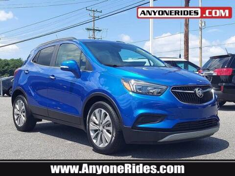 2018 Buick Encore for sale at ANYONERIDES.COM in Kingsville MD