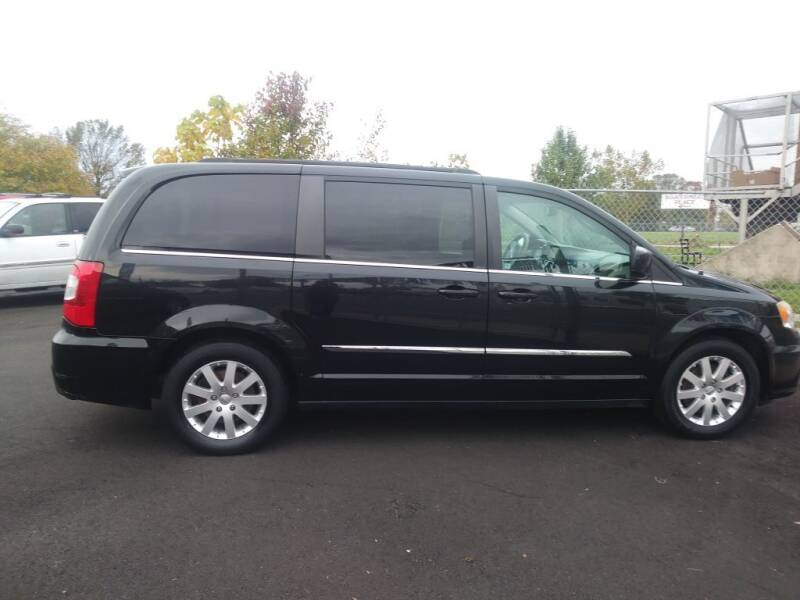2012 Chrysler Town and Country for sale at 28TH STREET AUTO SALES AND SERVICE in Wilmington DE