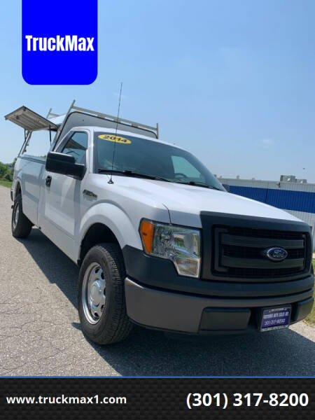 2014 Ford F-150 for sale at TruckMax in Laurel MD