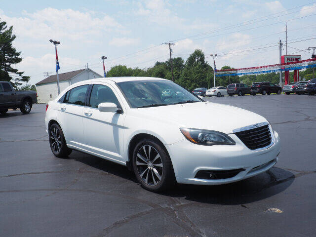 2014 Chrysler 200 for sale at Patriot Motors in Cortland OH