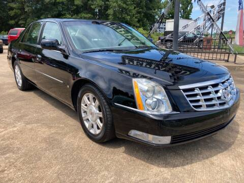 2008 Cadillac DTS for sale at Peppard Autoplex in Nacogdoches TX