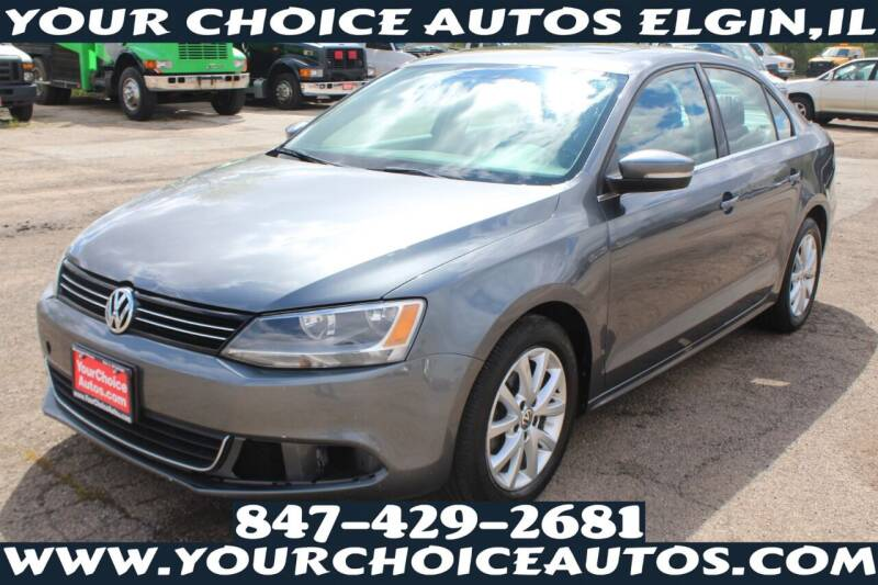 2014 Volkswagen Jetta for sale at Your Choice Autos - Elgin in Elgin IL