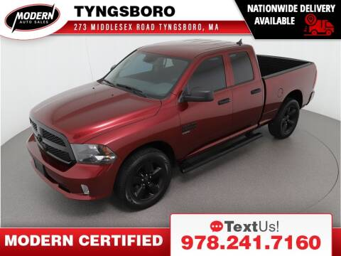 2019 RAM Ram Pickup 1500 Classic for sale at Modern Auto Sales in Tyngsboro MA
