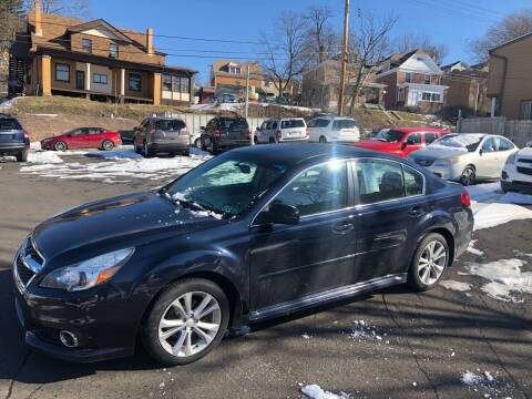 2013 Subaru Legacy for sale at Fellini Auto Sales & Service LLC in Pittsburgh PA