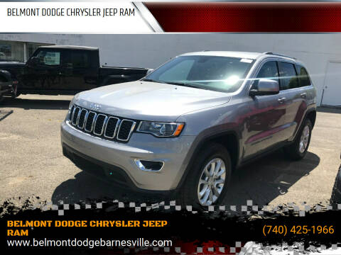 2021 Jeep Grand Cherokee for sale at BELMONT DODGE CHRYSLER JEEP RAM in Barnesville OH