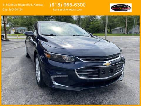 2018 Chevrolet Malibu for sale at Kansas City Motors in Kansas City MO