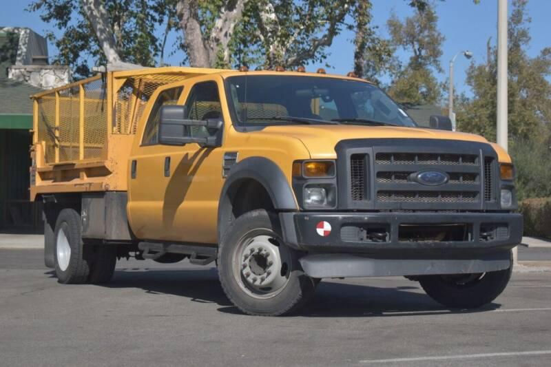 2008 Ford F-450 for sale at Mission City Auto in Goleta CA