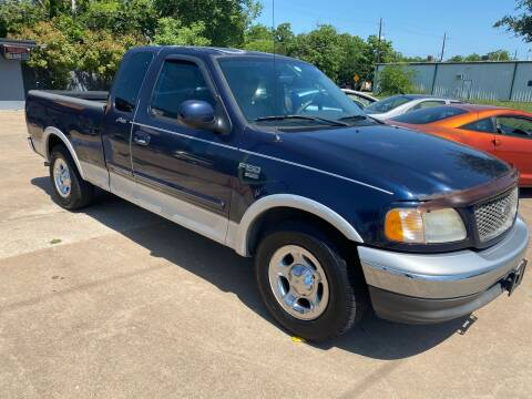 2003 Ford F-150 for sale at Cash Car Outlet in Mckinney TX