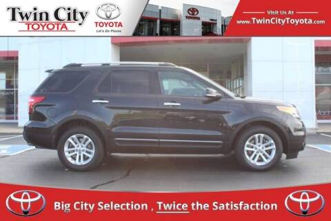 2014 Ford Explorer for sale at Twin City Toyota in Herculaneum MO