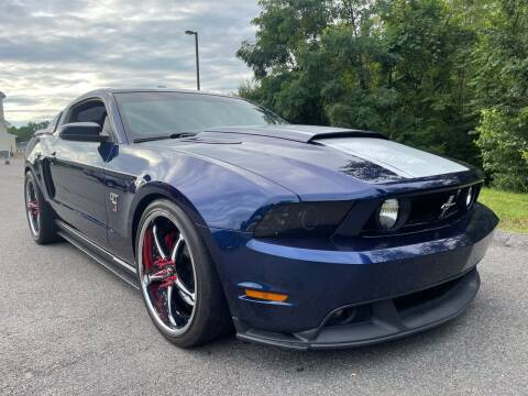 2010 Ford Mustang for sale at Top Line Motorsports in Derry NH