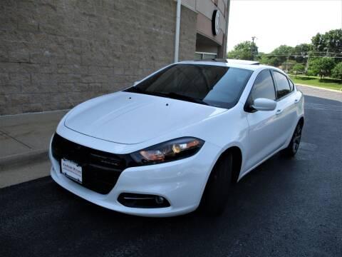 2014 Dodge Dart for sale at Vantage Motors LLC in Raytown MO