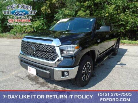 2018 Toyota Tundra for sale at Fort Dodge Ford Lincoln Toyota in Fort Dodge IA