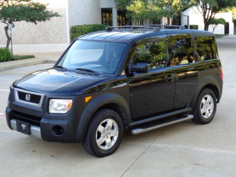 2005 Honda Element for sale at Auto Starlight in Dallas TX