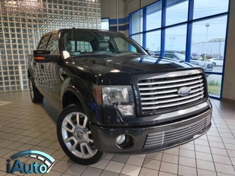 2011 Ford F-150 for sale at iAuto in Cincinnati OH