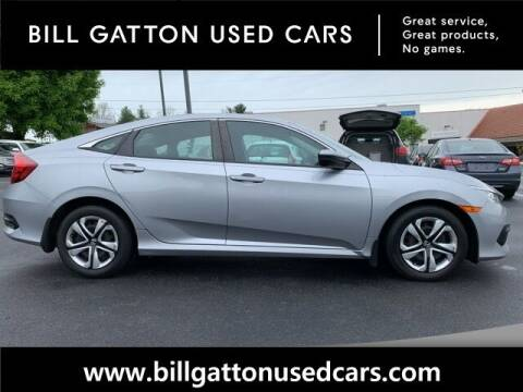 2016 Honda Civic for sale at Bill Gatton Used Cars in Johnson City TN