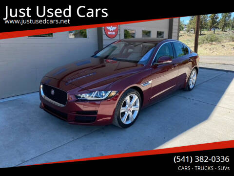 2017 Jaguar XE for sale at Just Used Cars in Bend OR