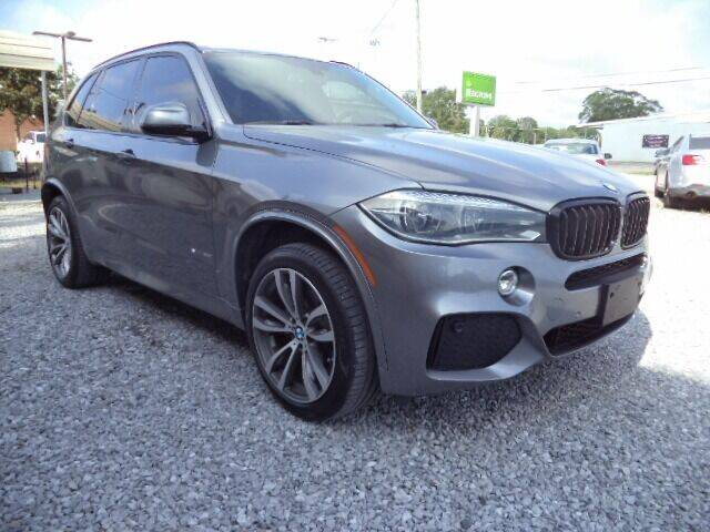 2015 BMW X5 for sale at PICAYUNE AUTO SALES in Picayune MS