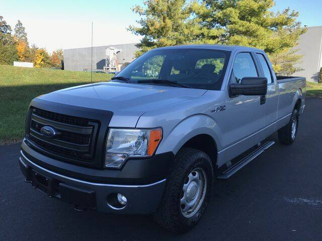 2014 Ford F-150 for sale at SEIZED LUXURY VEHICLES LLC in Sterling VA