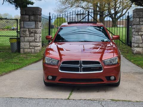 2013 Dodge Charger for sale at Blue Ridge Auto Outlet in Kansas City MO
