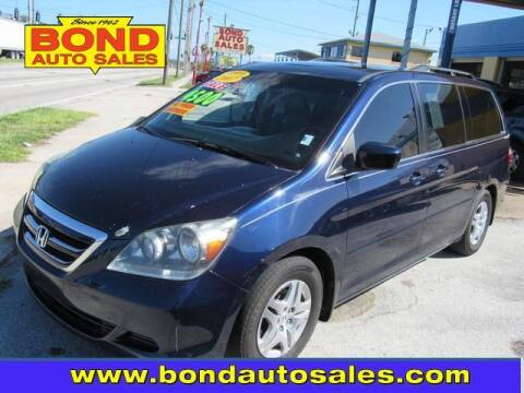 2007 Honda Odyssey for sale at Bond Auto Sales in St Petersburg FL