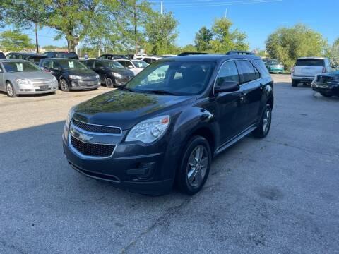 2013 Chevrolet Equinox for sale at Dean's Auto Sales in Flint MI