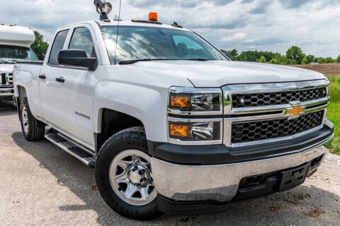 2014 Chevrolet Silverado 1500 for sale at Fruendly Auto Source in Moscow Mills MO