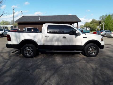2008 Ford F-150 for sale at Riverview Auto's, LLC in Manchester OH