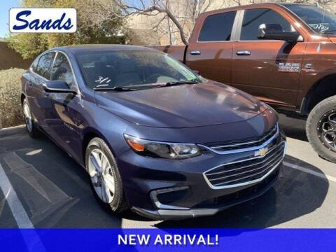 2016 Chevrolet Malibu for sale at Sands Chevrolet in Surprise AZ