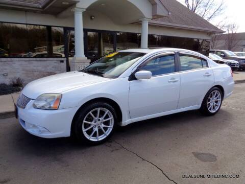 2012 Mitsubishi Galant for sale at DEALS UNLIMITED INC in Portage MI