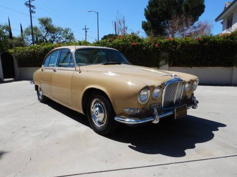 1967 Jaguar 420 for sale at California Cadillac & Collectibles in Los Angeles CA