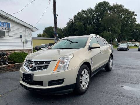 2010 Cadillac SRX for sale at Best Motor Auto Sales in Perry OH