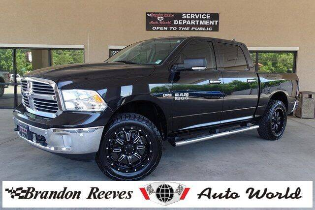 2016 RAM Ram Pickup 1500 for sale at Brandon Reeves Auto World in Monroe NC