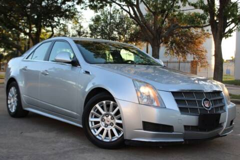 2011 Cadillac CTS for sale at DFW Universal Auto in Dallas TX