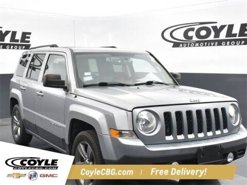 2014 Jeep Patriot for sale at COYLE GM - COYLE NISSAN - New Inventory in Clarksville IN