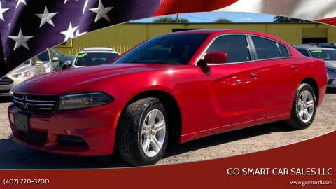 2015 Dodge Charger for sale at Go Smart Car Sales LLC in Winter Garden FL