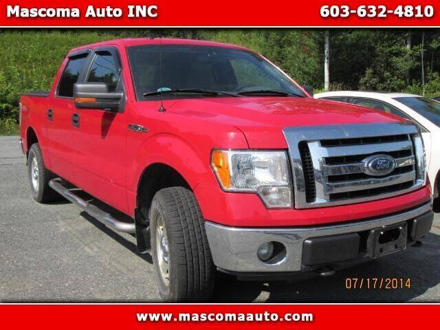 2010 Ford F-150 for sale at Mascoma Auto INC in Canaan NH