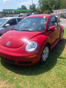 2009 Volkswagen New Beetle for sale at BRYANT AUTO SALES in Bryant AR